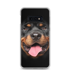 Samsung Galaxy S10e Rottweiler Dog Samsung Case by Design Express