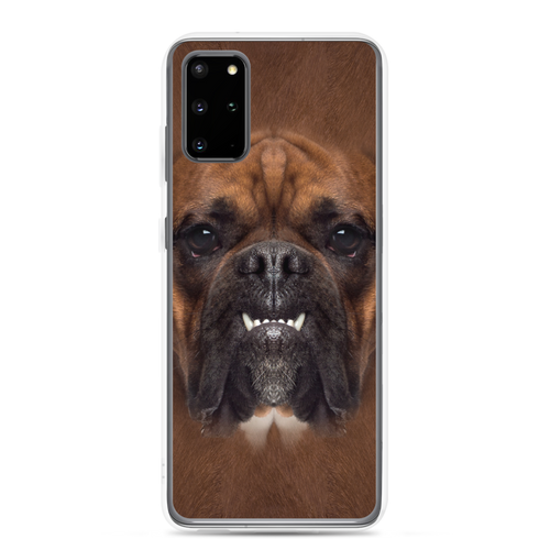 Samsung Galaxy S20 Plus Boxer Dog Samsung Case by Design Express