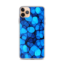 iPhone 11 Pro Max Crystalize Blue iPhone Case by Design Express