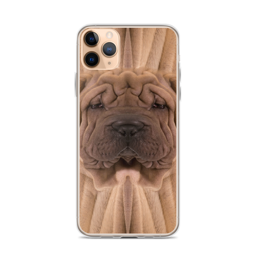 iPhone 11 Pro Max Shar Pei Dog iPhone Case by Design Express