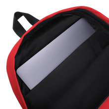 Lifeguard Classic Red Backpack by Design Express