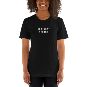 Kentucky Strong Unisex T-Shirt T-Shirts by Design Express