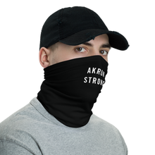 Akron Strong Neck Gaiter Masks by Design Express