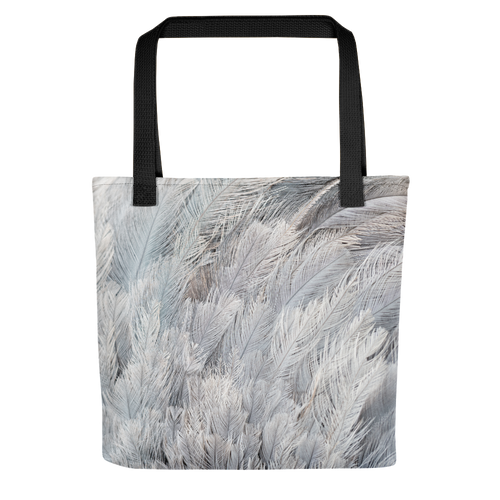 Default Title Ostrich Feathers Tote bag by Design Express