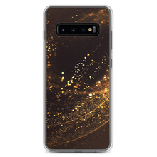 Samsung Galaxy S10+ Gold Swirl Samsung Case by Design Express