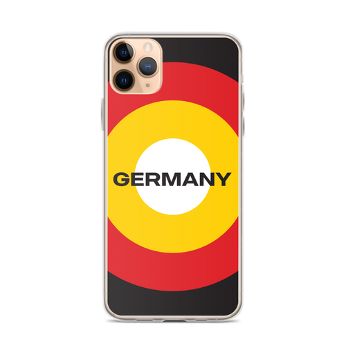 iPhone 11 Pro Max Germany Target iPhone Case by Design Express