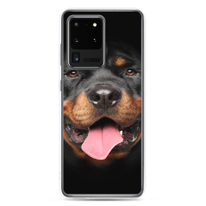 Samsung Galaxy S20 Ultra Rottweiler Dog Samsung Case by Design Express