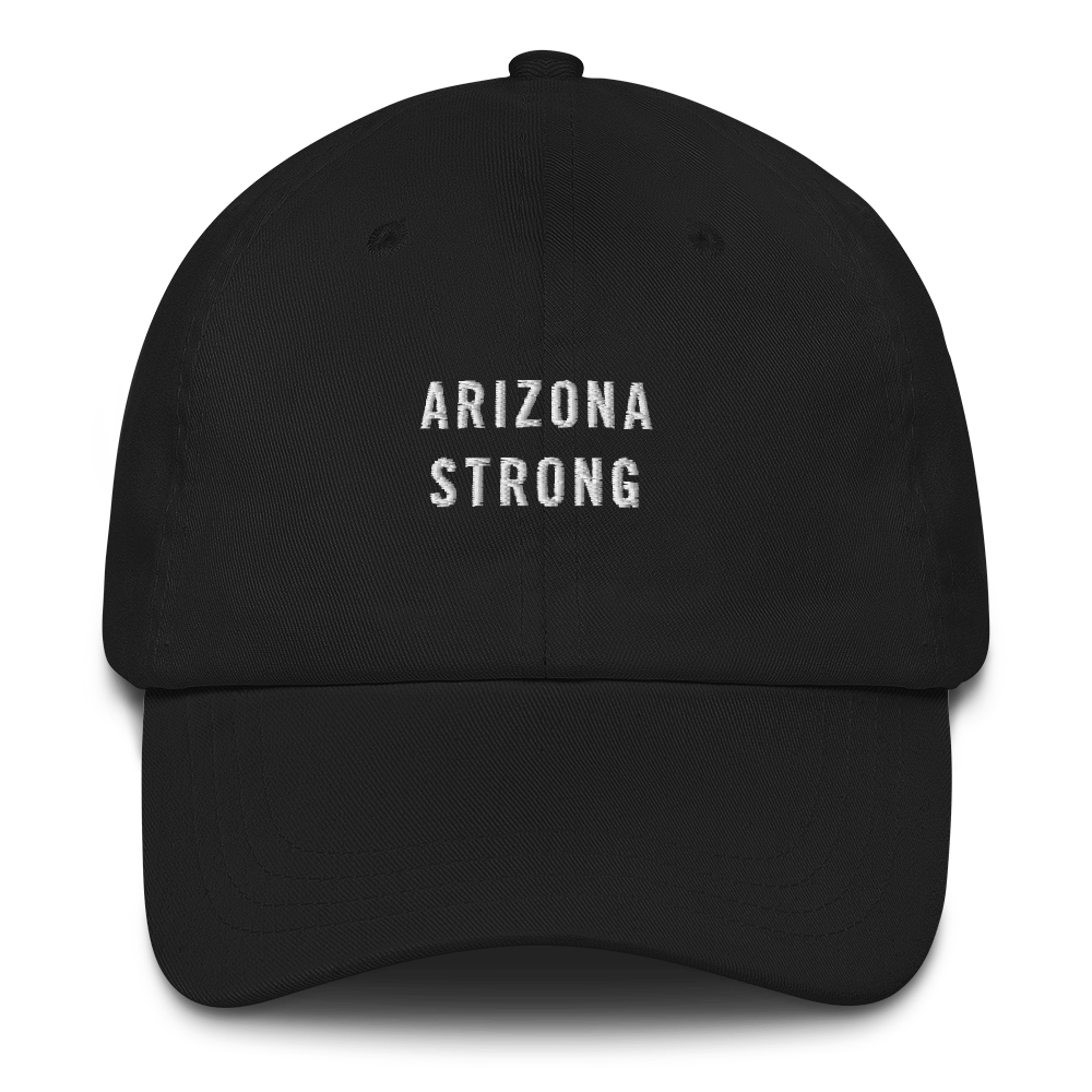 Default Title Arizona Strong Baseball Cap Baseball Caps by Design Express