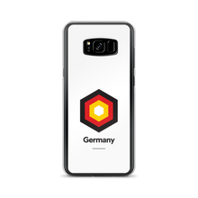 "Samsung Galaxy S8+ Germany ""Hexagon"" Samsung Case Samsung Case by Design Express"