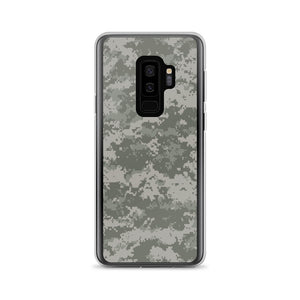 Samsung Galaxy S9+ Blackhawk Digital Camouflage Print Samsung Case by Design Express