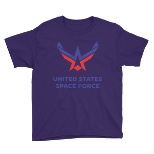 United States Space Force Youth Short Sleeve T-Shirt