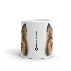 Shetland Sheepdog Mug by Design Express