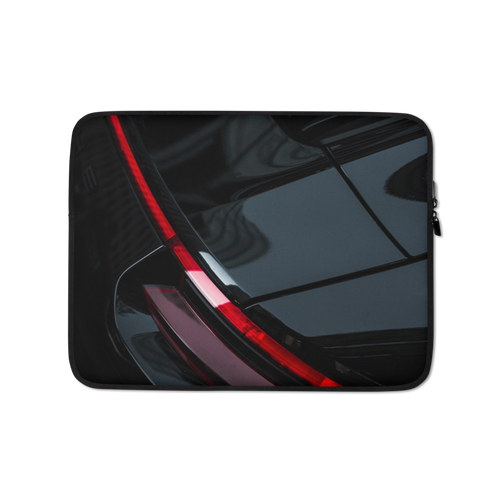 13 in Black Automotive Laptop Sleeve by Design Express
