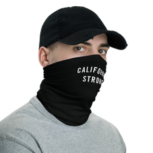 California Strong Neck Gaiter Masks by Design Express