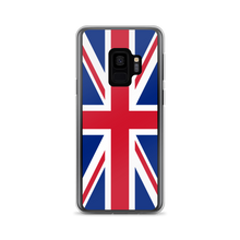 "Samsung Galaxy S9 United Kingdom Flag ""Solo"" Samsung Case Samsung Cases by Design Express"