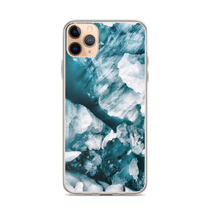 iPhone 11 Pro Max Icebergs iPhone Case by Design Express