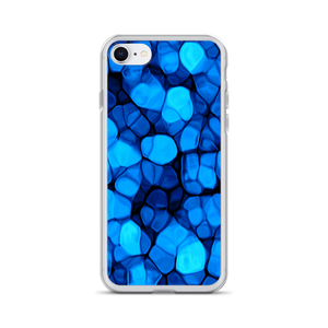 iPhone 7/8 Crystalize Blue iPhone Case by Design Express