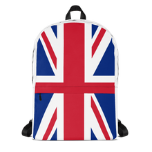 "United Kingdom Flag ""Solo"" Backpack"