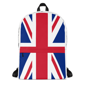"Default Title United Kingdom Flag ""Solo"" Backpack by Design Express"
