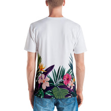 Tropical Paradise Men's T-shirt by Design Express