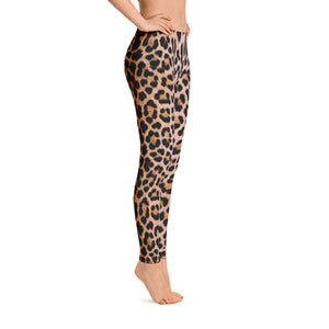 "Leopard ""All Over Animal"" 2 Leggings by Design Express"