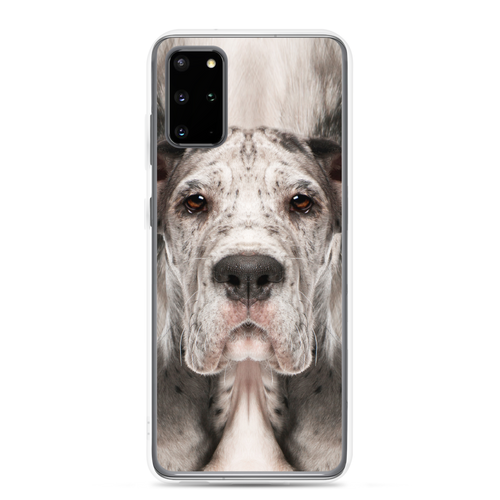 Samsung Galaxy S20 Plus Great Dane Dog Samsung Case by Design Express