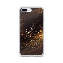 iPhone 7 Plus/8 Plus Gold Swirl iPhone Case by Design Express
