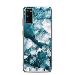 Samsung Galaxy S20 Icebergs Samsung Case by Design Express