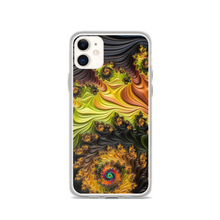 iPhone 11 Colourful Fractals iPhone Case by Design Express