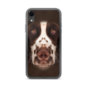iPhone XR English Springer Spaniel Dog iPhone Case by Design Express