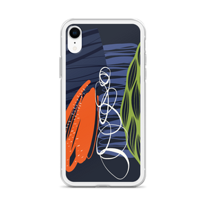 Fun Pattern iPhone Case by Design Express