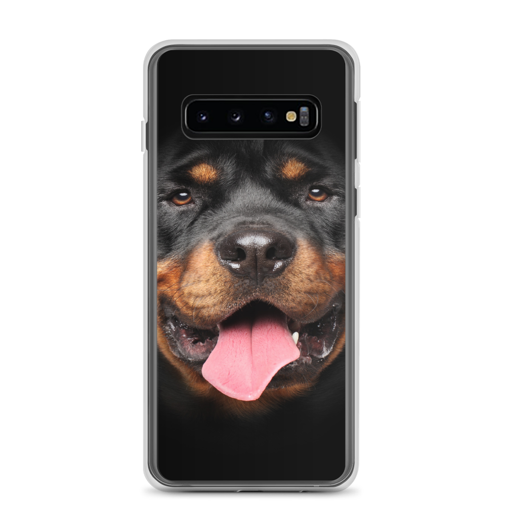 Samsung Galaxy S10 Rottweiler Dog Samsung Case by Design Express