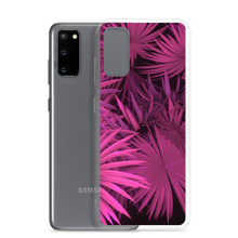 Pink Palm Samsung Case by Design Express