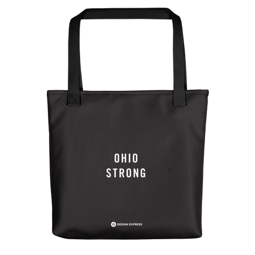 Default Title Ohio Strong Tote bag by Design Express