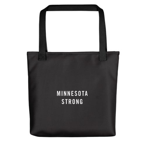 Default Title Minnesota Strong Tote bag by Design Express