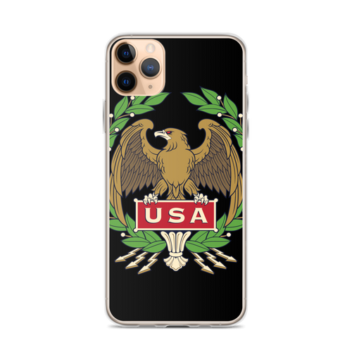 iPhone 11 Pro Max USA Eagle iPhone Case by Design Express