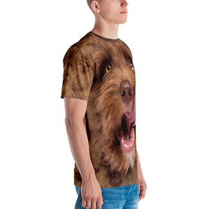 "Crossbreed ""All Over Animal"" Men's T-shirt All Over T-Shirts by Design Express"