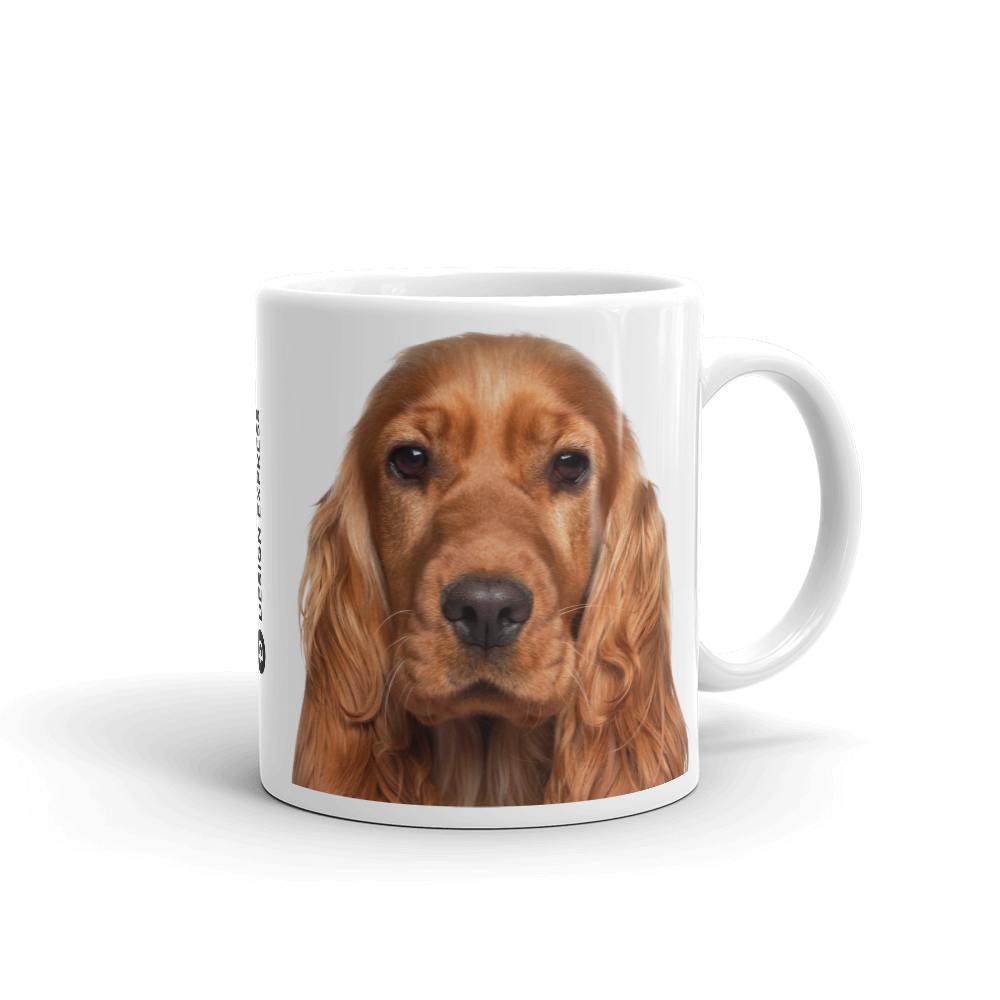 Default Title Cocker Spaniel Mug by Design Express