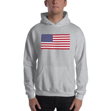 "United States Flag ""Solo"" Hooded Sweatshirt"