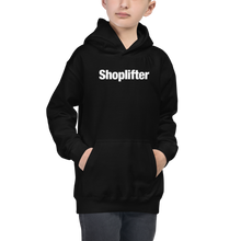 Shoplifter Unisex Kids Hoodie by Design Express