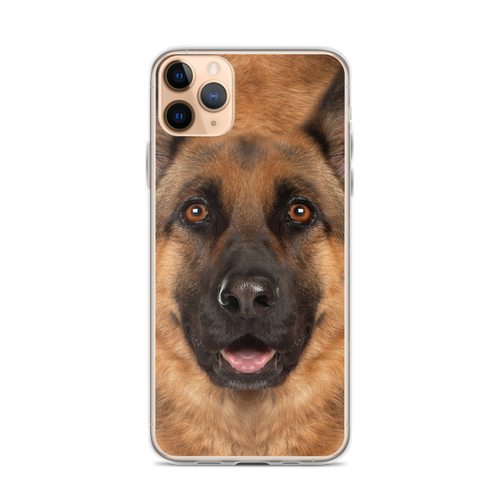 iPhone 11 Pro Max German Shepherd Dog iPhone Case by Design Express
