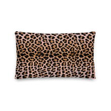 "Leopard ""All Over Animal"" 2 Rectangular Premium Pillow by Design Express"