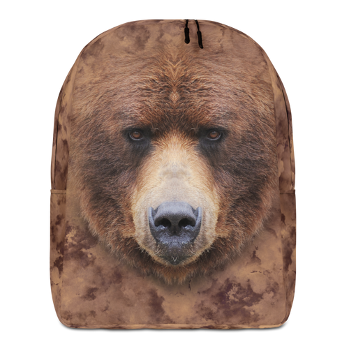 Default Title Grizzly Minimalist Backpack by Design Express