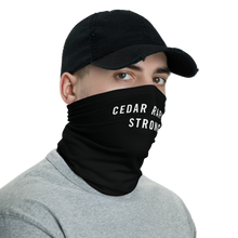 Cedar Rapids Strong Neck Gaiter Masks by Design Express