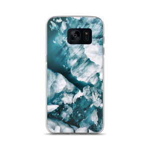 Samsung Galaxy S7 Icebergs Samsung Case by Design Express