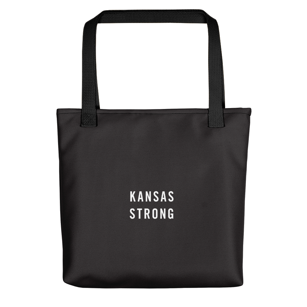 Default Title Kansas Strong Tote bag by Design Express