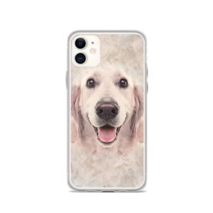 iPhone 11 Golden Retriever Dog iPhone Case by Design Express