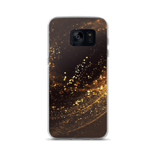 Samsung Galaxy S7 Gold Swirl Samsung Case by Design Express