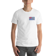 White / S British Indian Ocean Territory Unisex T-Shirt by Design Express
