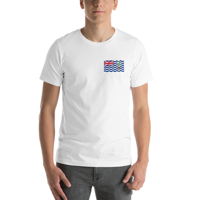 British Indian Ocean Territory Unisex T-Shirt